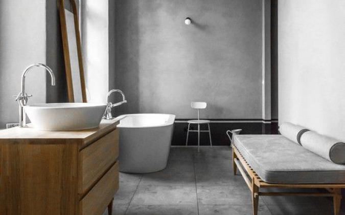 Porady Styl Industrialny W łazience Ceramika Nowa Lubin Płytki